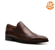 Mercanti Fiorentini Leather Wingtip Loafer