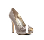 Lulu Townsend Gretchen Metallic Pump