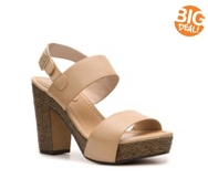 Rosegold Tanya Leather Sandal
