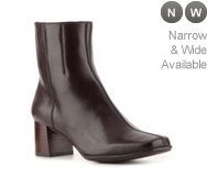 Nine West Pretty Lady Leather Bootie
