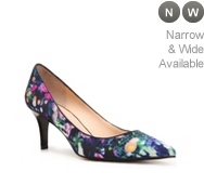 Nine West Elise Floral Pump