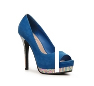 Jessica Simpson Edith Suede Pump