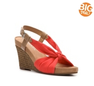 Aerosoles Water Plush Wedge Sandal