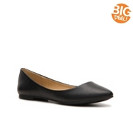 Steve Madden Angel Leather Flat