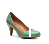 Mix No. 6 Barbie Polka Dot Pump - Wide Width