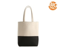 Kelly & Katie Two Tone Tote
