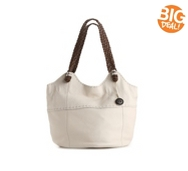 The Sak Indio Large Leather Tote
