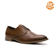 Aston Grey Collen Leather Oxford