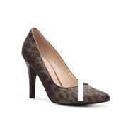 Nine West Gwendle Metallic Fabric Pump