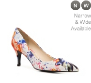Nine West Elise Watercolor Pump