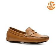 Mercanti Fiorentini Leather Penny Loafer