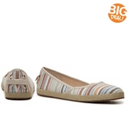 Kelly & Katie Ana Striped Flat