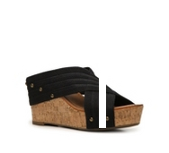 Crown Vintage Delight Wedge Sandal