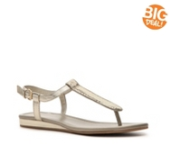 Cole Haan Molly Metallic Flat Sandal