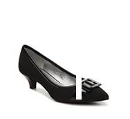 AK Anne Klein Meni Fabric Pump