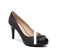 Nine West Agne Platform Pump