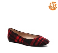 Mix No. 6 Danzey Plaid Ballet Flat