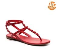 BCBGeneration Glorina Patent Flat Sandal