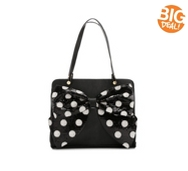 Betsey Johnson Bow Regard Satchel