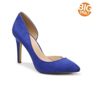 BCBGeneration Haleigh Crocodile Pump