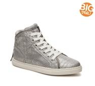 Splendid Sebastian Reptile High-Top Sneaker