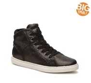 Splendid Sebastian Metallic High-Top Sneaker