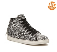 Splendid Sebastian Printed High-Top Sneaker