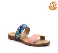GC Shoes Breezy Floral Wedge Sandal