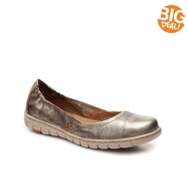 Born Reija Metallic Flat