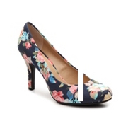 Kelly & Katie Isabel Floral Pump