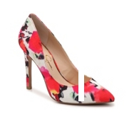 Jessica Simpson Veronica Watercolor Pump