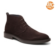Joesph Abboud Patterson Suede Chukka Boot