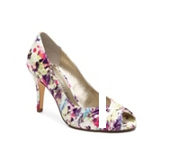Adrianna Papell Boutique Grand Floral Pump