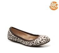 BCBGeneration Moneli Leopard Ballet Flat