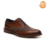 Aston Grey Boyle Wingtip Oxford