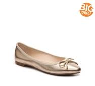 Zigi Soho Tashia Metallic Ballet Flat