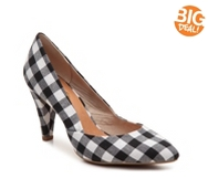 Seychelles Delightful Plaid Pump