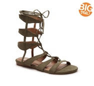 GC Shoes Amazon Fabric Gladiator Sandal
