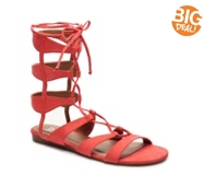 GC Shoes Amazon Fabric Gladiator Sandal