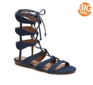 GC Shoes Amazon Denim Gladiator Sandal