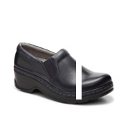 Klogs Naples Leather Work Clog