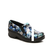 Klogs Naples Floral Work Clog
