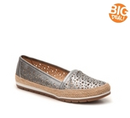 Naturalizer Rackley Metallic Flat