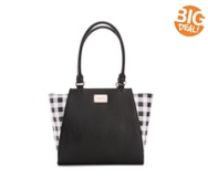 Nine West Checkered Tote