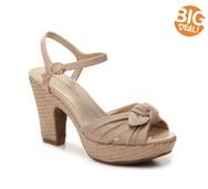 Bandolino Maromisa Linen Sandal