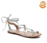 Mix No. 6 Scaglia Metallic Gladiator Sandal