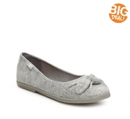 Rocket Dog Jiggy Heathered Ballet Flat