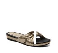 Bellini Tabby Glitter Flat Sandal