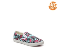 Bucketfeet Bamboo Boys Toddler & Youth Slip-On Sneaker