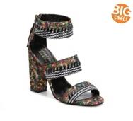 Nicole Miller Artelier Miami Floral Sandal